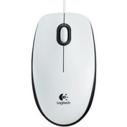 Mouse LOGITECH OEM B100 - Ottico Cavo