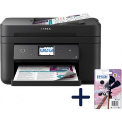 Multifunzione a getto di inchiostro Epson WorkForce WF-2860DWF