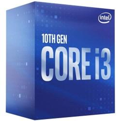 Cpu Intel Core i3-10100F Quad core (4 Core) 3,60 GHz