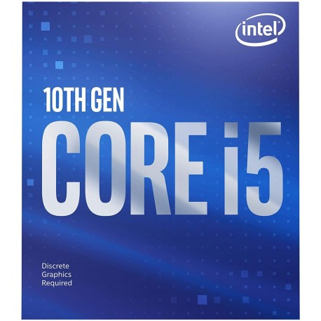 Cpu Intel Core i5 (10° Gen) i5-10400F Hexa core (6 Core) 2,90 GHz
