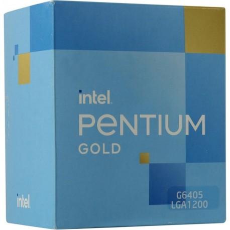 Cpu Intel Pentium Gold G6405 Dual core (2 Core ) 4,10 GHz