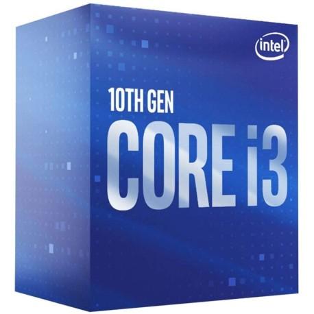 Cpu Intel Core i3 i3-8100 - Quad core (4 Core) 3,60 GHz