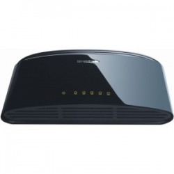 Ethernet Switch D-Link DES-1005D 5 Porte