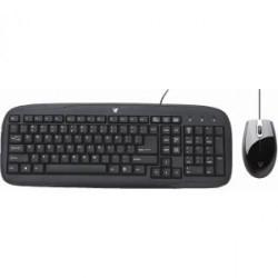 Tastiera e mouse V7 CK0A1-4E4P