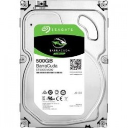 "Hard disk Seagate Barracuda ST500LM030 500 GB 2.5"" Interno"