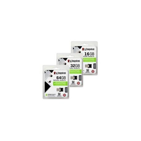 PENDRIVE 16GB KINGSTON microDuo