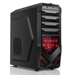 CASE ITEK ZEERO ATX Gaming USB3 NO-PSU
