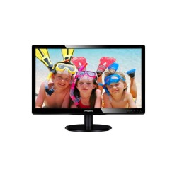 MONITOR PHILIPS LED 23.6 243V5LHSB VGA/HDMI/DVI