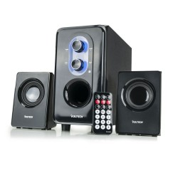 Casse Acustiche 2.1 SP-2008 FULL 25W - USB/FM/RC