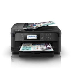 Multifunzione Epson A3 WorkForce WF-7710DWF 32/20PPM