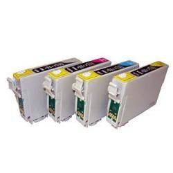 Cartuccia Epson T0712 Ciano
