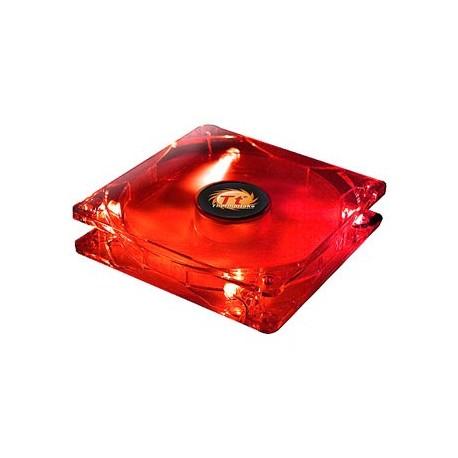 Ventola Thermaltake Thunderblade Red LED Silent Case Fan 1800rpm
