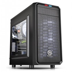 CASE Thermaltake Versa H15 Gaming Window M-ATX