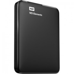 "HARD DISK ESTERNO 2.5"" 1TB WD ELEMENTS 3.0"